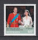 2011 Royal Wedding HRH Prince William & Catherine Middleton MUH