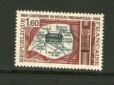 TIMBRE 1498 NEUF XX - CENTENAIRE DE LA POSTE PNEUMATIQUE A PARIS