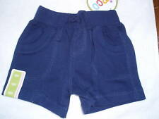 CIRCO Baby Boys Size 3 or 9 Month Grey Navy Orange Stripe Shorts Choice NWT