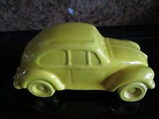 New Buttercup Yellow China VOLKSWAGON BEETLE Ornament