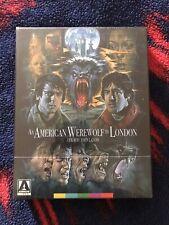 An American Werewolf in London (Blu-ray) Limited Edition Arrow Video - Oop