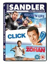 Adam Sandler DVDs & Grown Ups 2 Blu-ray Discs