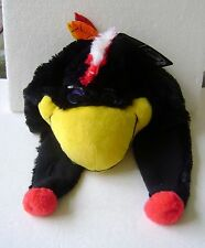 FOREVER COLLECTABLES CHICAGO BLACKHAWKS MASCOT DANGLE HAT ~ NEW