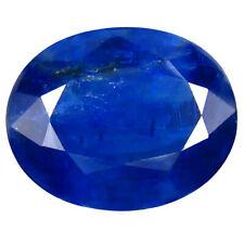 2.87 ct AA+ Beautiful Oval Shape (10 x 8 mm) Blue Kyanite Natural Gemstone