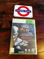 💥Batman Arkham Collection Xbox 360 Edizione Italiana Sigillata (No Import)