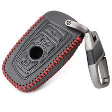 Cuir Porte-clés Étui Housse Sac pour BMW X1 X5 X6 3 et 5 SERIE Accessoires