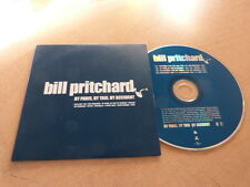 BILL PRITCHARD - BY PARIS BY TAXI BY ACCIDENT- RARE FRENCH PROMO CD!!!!!!!!!!!!