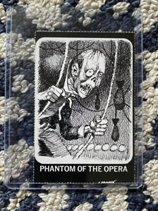 Vintage Original Dracula's Greatest Hits Jack Davis Art Phantom of the Opera
