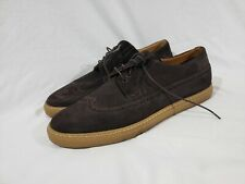 Bloomingdales Men's Store Leather Shoes Great Condition size 10 1/2