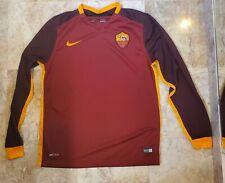 Edin Dzeko Authentic Roma Jersey Nike Large