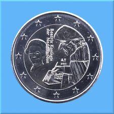 2 Euro Gedenkmünze Niederlande 2011 - Erasmus
