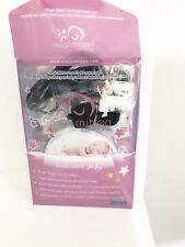 MAGIC MiTTEN Baby White Noise calming aid Hush Little Baby Portable New in box