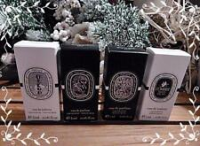 Diptyque Lot of 4 Samples EDT Oyedo Volutes L'Ombre Dans L'Eau Oud Palao Unisex