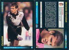 SCORE 93 CALCIO TRADING CARD anno 1993-BOLOGNA,RICCARDO CEVELLATI-N.175
