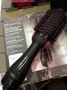 Revlon Pro Collection Salon One Step Hair Dryer Volumiser Hot Air Brush
