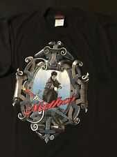 Vintage 90s 1998 Highlander Methos Character Xl T-Shirt Tv Movie Sci-Fi Promo