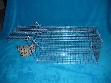 Animal Wire Cage Trap Feral Cat/Possum /Rabbit Pest Control
