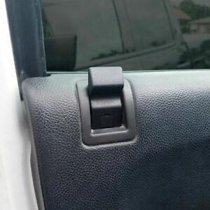 15844616 Ebony Black Door Lock Knob Fit for Chevy Tahoe GMC Yukon 2007-2014