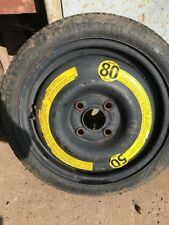 Continental 105/70/R14 Space Saver Wheel & Tyre