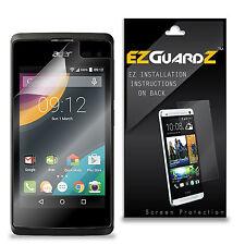 3X EZguardz LCD Screen Protector Skin HD 3X For Acer Liquid Z220 (Ultra Clear)