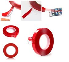 Tape Roll Clear Sticker for Car 3M Heat Resistant Acrylic Double Sided Adhesive
