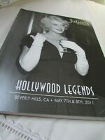 Julien's Auctions Catalog Hollywood Legends May 2011