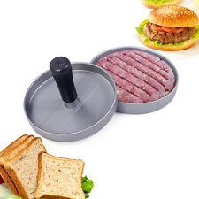 Kitchen Pounder Beef Hamburger Burger Press Patty Maker Mould Non Stick Tool