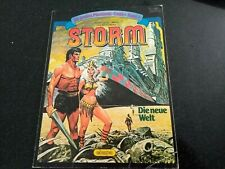 """STORM - DIE NEUE WELT"" RARE 1980 GERMAN COMIC MARTIN LODEWIJK DON LAWRENCE"