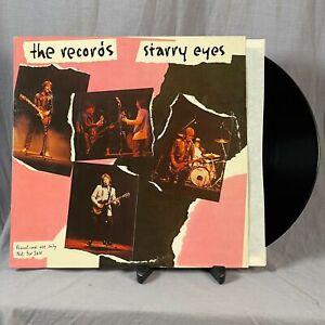 "The Records Starry Eyes Promo Maxi-Single 12"" PR 337"