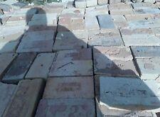 Stock 50 Mattoni Refrattari antichi per forni camini e restauri vari
