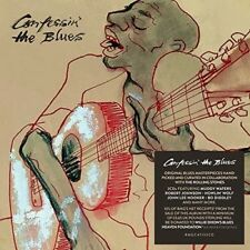 Confessin' the Blues 2 Disc Various Artists Confessin New CD