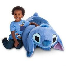 DISNEY STICH EXTRA LARGE PLUSH PILLOW--NEW