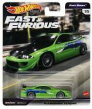 Mitsubishi Eclipse - Fast & Furious Fast Stars - Hot Wheels Premium Car Culture