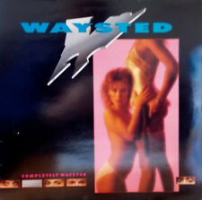 WAYSTED - COMPLETELY WAYSTED. /NrEX. 1986 UK ISSUE. RAWLP 019