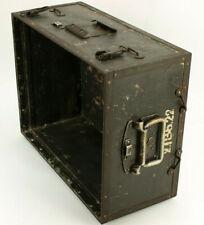 WWII Torn Fu.b1 Kasten Funk Fu.f Radio Box Fu b1 S/E Funker Wehrmacht WW2 WH