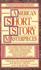 American Short Story Masterpieces: A Rich Selection of Recent Fiction from Ameri