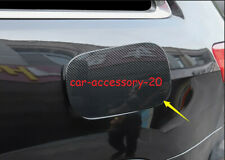 ABS Chrome fuel tank cover oil gas cap trim fit For Jeep Grand Cherokee 2011-15