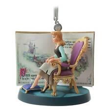 Disney 2020 Cinderella Fairytale Moments Sketchbook Christmas Ornament New w Tag