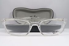 Ray-Ban RB 5037 2001 Clear New Authentic Eyeglasses 54mm w/Case
