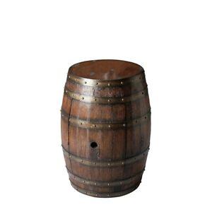 Butler Lovell Rustic Barrel Table, Mountain Lodge - 6044120