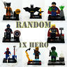 Marvel Avengers Super Heroes Captain America Iron man Falcon Action Figure Toys
