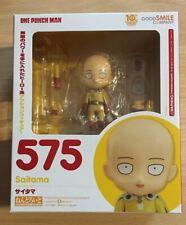 Nendoroid 575 One-Punch Man Saitama Figure Good Smile Company Used US Seller