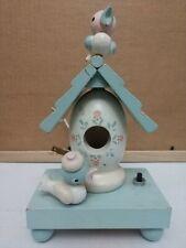 Vintage Original by Irmi Wooden Lamp Nursery Plastics Co. ~ Birdhouse Egg Lamp