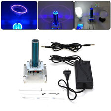 Music Tesla Coil Plasma Speaker Wireless Transmission Sound Solid Power Model