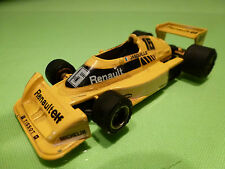 EIDAI GRIP RENAULT RS01 - JABOUILLE  No 15 ELF - 1:43 - RARE SELTEN - GOOD