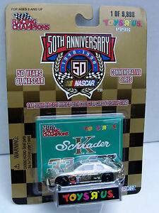 1998 Ken Schrader #33 APR Limited Edition Toys R Us Gold Exclusive 1:64