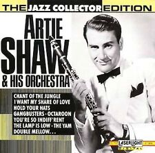 Jazz Collector Edition Artie Shaw & His Orchestra (CD 1991 Laserlight) Like New