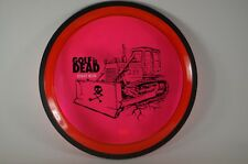 Volt Proton 175g 1st Run Golf is Dead Red Bulldozer MVP New PRIME Disc Golf Last