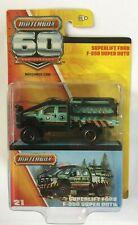 MATCHBOX 60th ANNIVERSARY - SUPERLIFT FORD F-350 - SUPER DUTY - BNOC