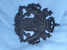 Wappen Königreich Bayern Metall Guss